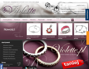 strona Violette.pl