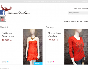 strona VisciolaFashion.com