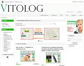strona Vitolog.pl