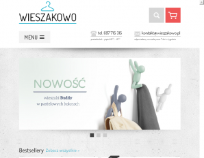 strona Wieszakowo.pl