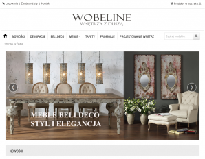strona Wobeline.pl