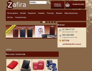 strona Zafira.com.pl