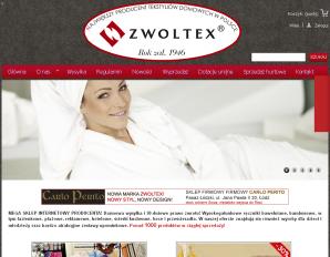 strona Zwoltex.pl